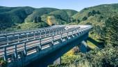 Tom Lantos Cabrillo highway tunnel near california pacific coast