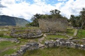 Kuelap archeological site and pre-Inca fortress, Chachapoyas, Amazonas, Peru