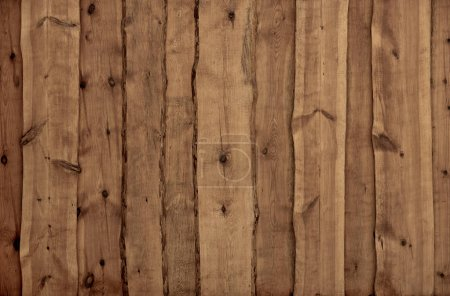Photo for Wooden planks for background or texture - Royalty Free Image