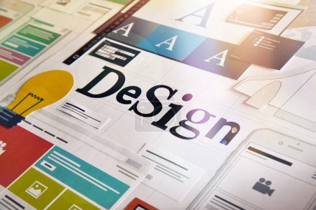 Design concept for different categories of design
