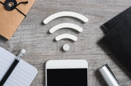 Wifi und Internetanschluss