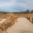 Ancient House of Theseus ruins in cyprus...
