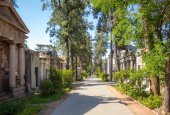 General Cemetery of Santiago, Chile