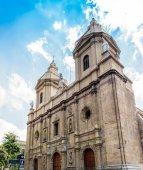 The Santo Domingo Church in Santiago, Chile
