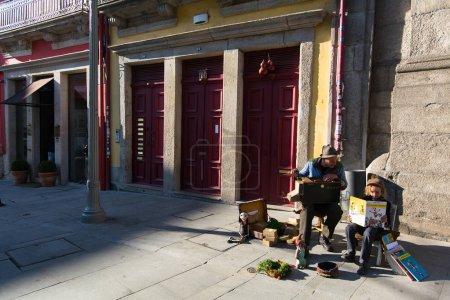 Old Porto downtown