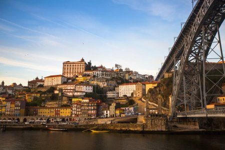 Ribeira and Douro river