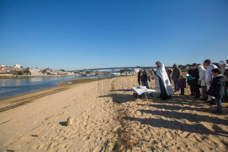 Celebrating Baptism of Jesus