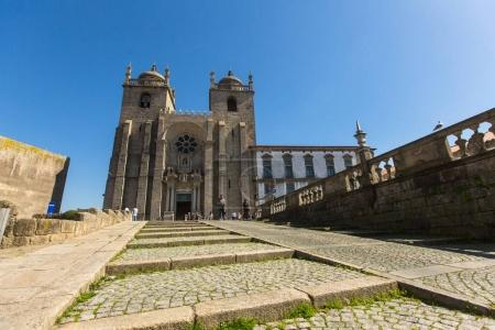 View of Porto Cathedral