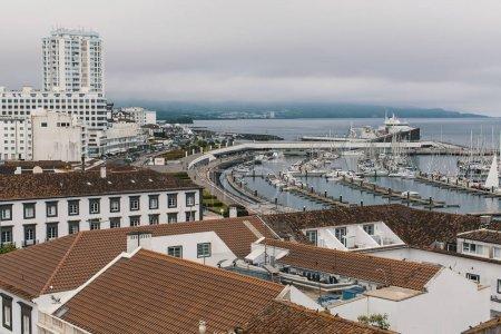 View of Ponta Delgada