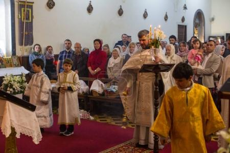 Celebration of Orthodox Easter