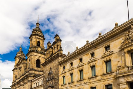 Bolivar Square and Cathedral