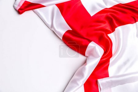 Authentic flag of England