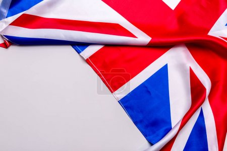 Authentic flag of the UK