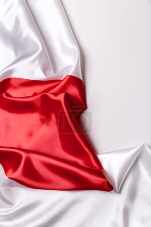 Authentic flag of the Japan