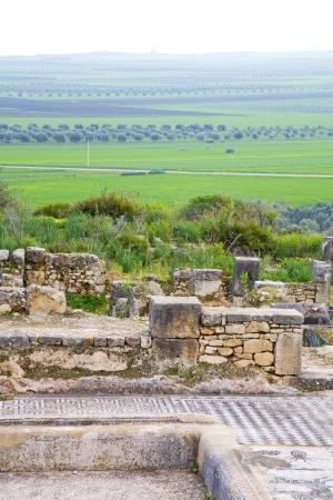 volubilis   monument and site