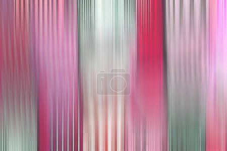 Photo for Full frame of abstract blurred colors background - Royalty Free Image