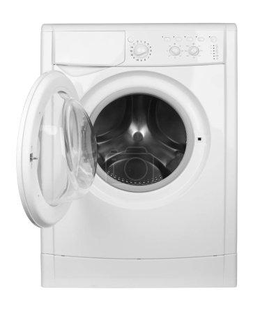 Washing machine isolated