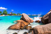 most beautiful Tropical beaches - Seychelles islands