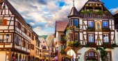 Riquewihr - one of the most beautiful villages of France, Alsace