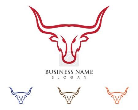 Taurus Logo Template