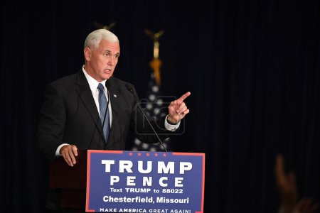 Mike Pence Rally for Trump