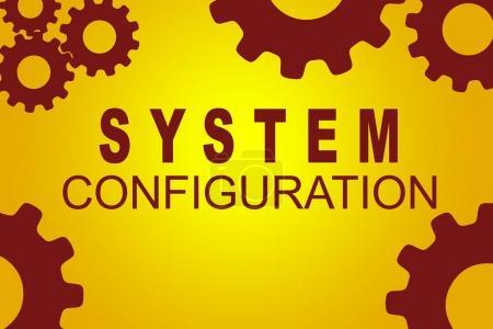 Concept de configuration du système