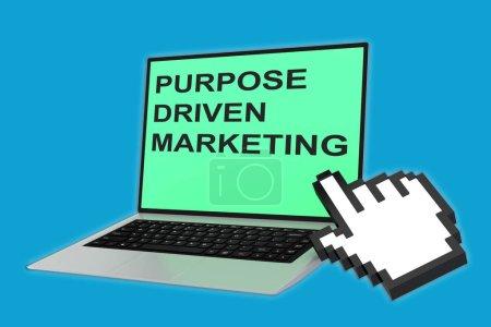 Purpose-Driven Marketing concept