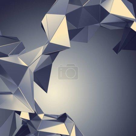 3d render  digital illustration