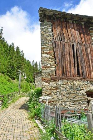 Part of the Via Francigena pilgrimage route