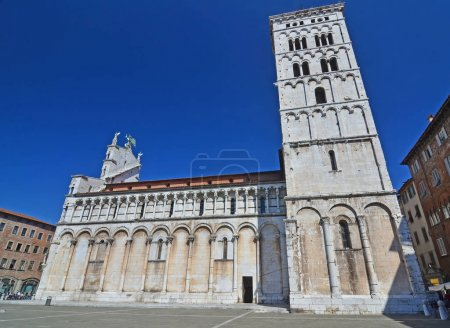 St Michele in Foro, Lucca