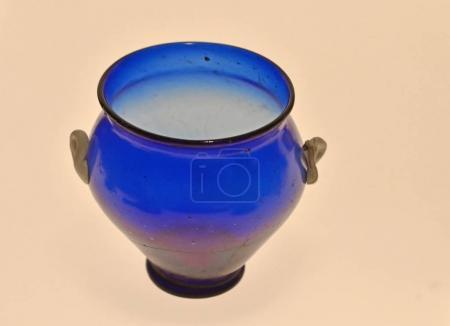 Ancient Roman Blue Vase