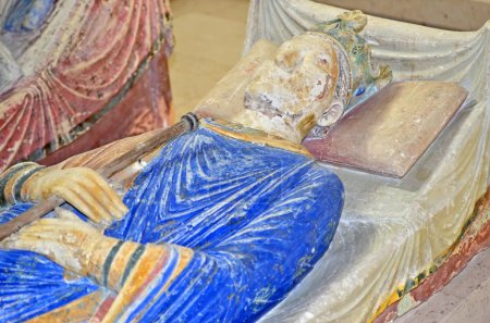The tomb of King Henry II