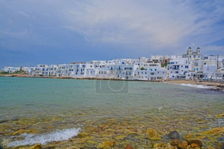 Greek Island in the Cyclades group