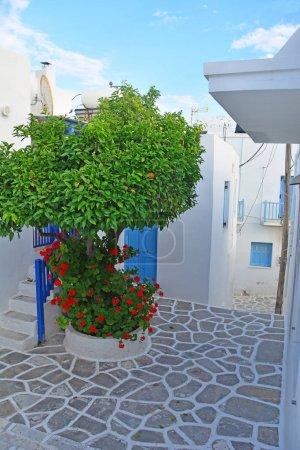 Greek Village Square