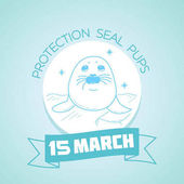 15 March Protection seal pups