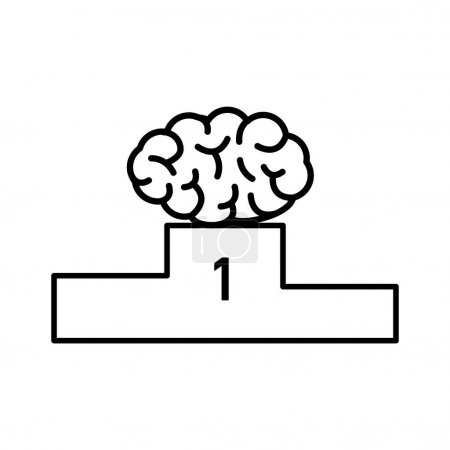 human brain on winners platform
