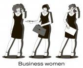 Business women set