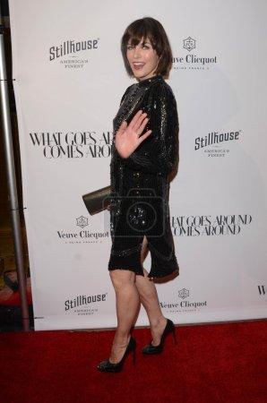 Actor Milla Jovovich