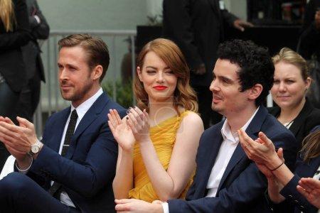 Ryan Gosling Emma Stone Damien