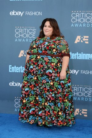 Photo for Actress Chrissy Metz at the 22nd Annual Critics Choice Awards, Barker Hanger, Santa Monica, CA 12-11-16 - Royalty Free Image