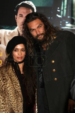 actress Lisa Bonet with Jason