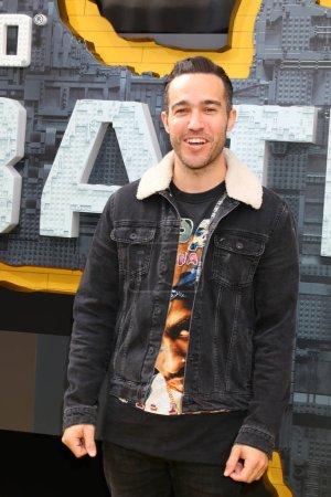 singer Pete Wentz