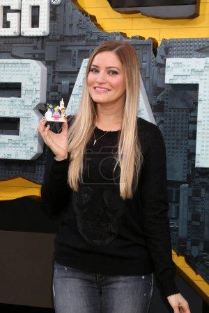 actress Justine Ezarik