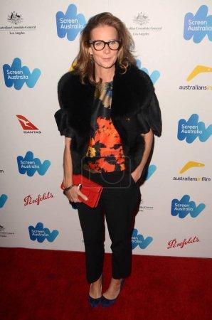 Australian actress Rachel Griffiths