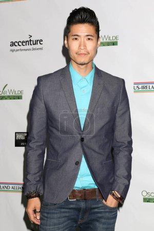 actor Christopher Naoki Lee