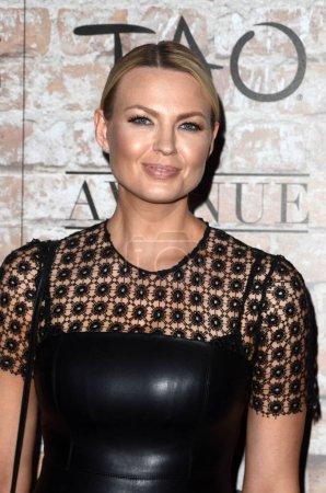 Model Irina Voronina