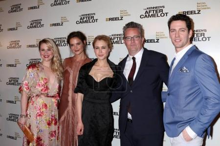 Kristin Booth, Katie Holmes, Kristen Hager, Matthew Perry, Brett Donahue