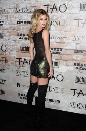 Actress AnnaLynne McCord