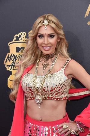 television personality Farrah Abraham