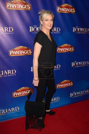 Actress Elaine Hendrix